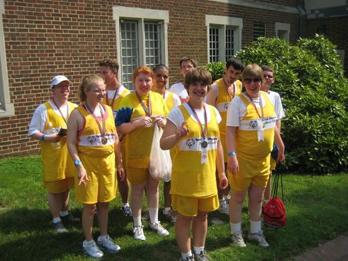 Richmond Special olympics 6.2009