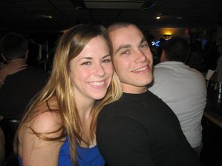 Megan and andrew