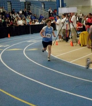 Race in RI 2009